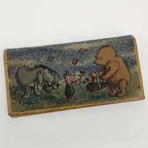 Vintage Winnie the Pooh Needlework Checkbook
